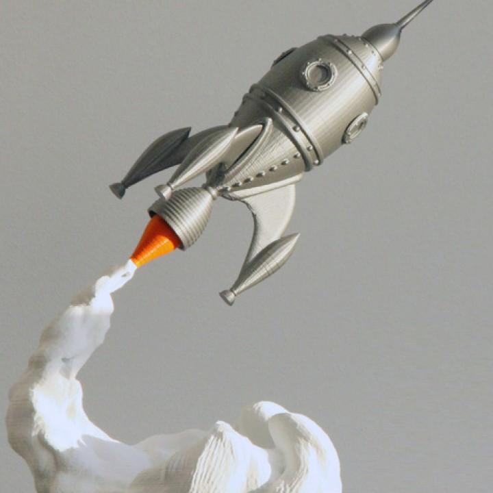 gCreate Official Rocket Ship