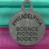 Science Fiction Society Coin -Version 2 -MMU image