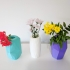 Low Poly Upcycled Can Vases image