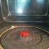 Microwave turntable coupler image