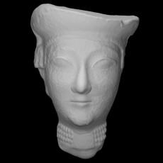 Head of a goddess (Aphrodite ?)