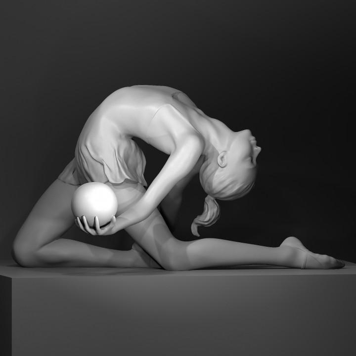 Arched Gymnast