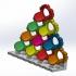 250ml Can Modular Exagon Organizer image