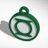 Green Lantern Pendant New image