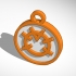 Orange Lantern Pendant New image