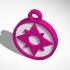 Star Sapphire (Violet Lantern) Pendant New image