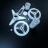 3D PEN carrousel (échantillon de 10 m) image