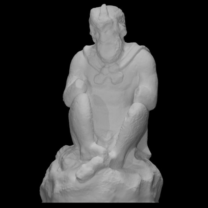 Statuette of Pan