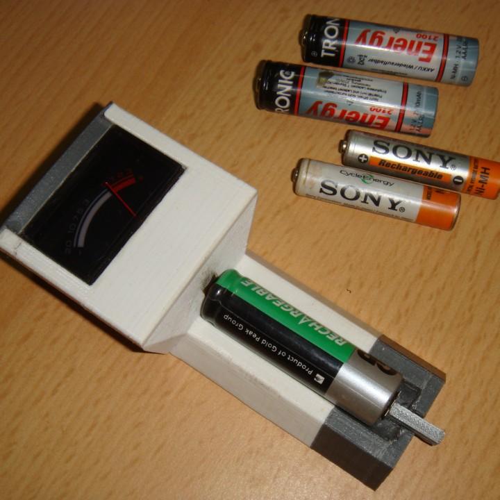Batterie/Accu-Tester