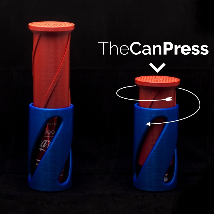 The Can Press - 250ml