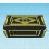 Elaborate Art Deco Box + Lid image