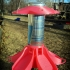 Gravity Fed Hanging Bird feeder to Upcycle a 250ml Slim Can image
