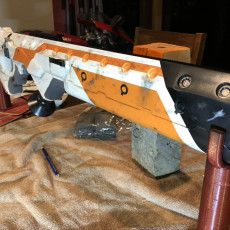 Picture of print of District 9 Alien Assault Rifle