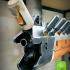 District 9 Alien Assault Rifle print image