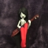 Marceline, The Vampire Queen© from Adventure Time™ print image