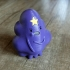 Lumpy Space Princess© Piggy Bank from Adventure Time ™ print image