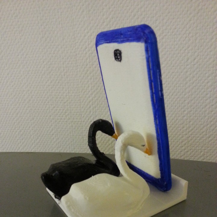 Swan smartphone Holder