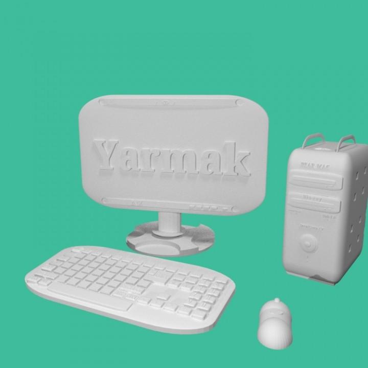 """The computer """"Vejax"""""""