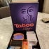 Taboo Board Game Insert with Deck Holder image