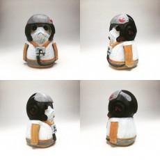 Porg X-wing Pilot - Star Wars