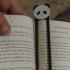 panda bookmark image