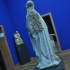 The Virgin Mary from an Annunciation Group image