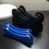 Support a bobine 3D image