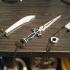 petit couteau pendentif image