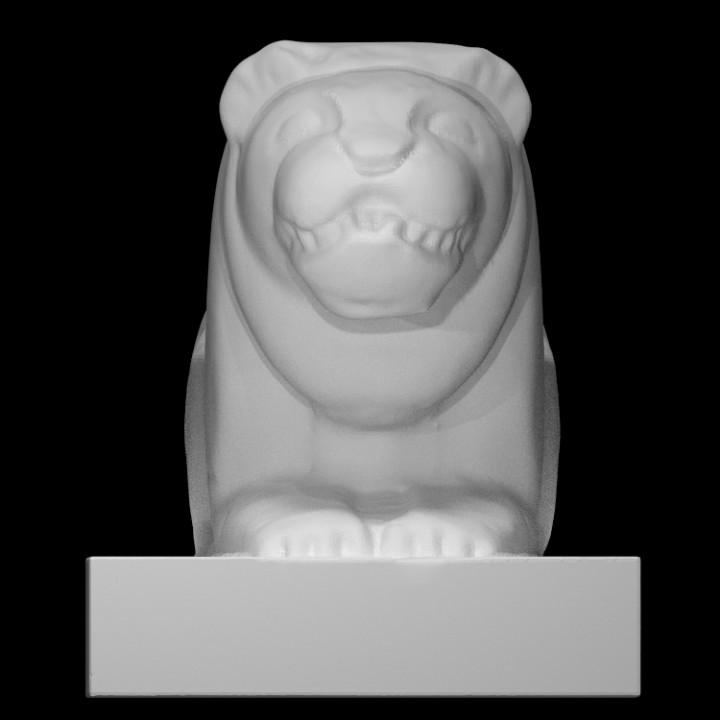 Koptos Lion