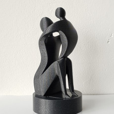 Picture of print of Mother's Day Sculpture