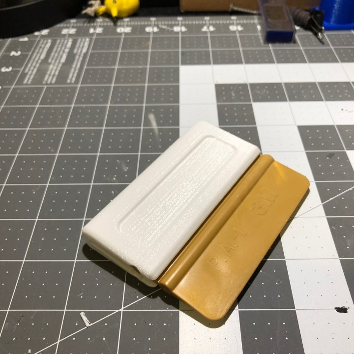 Ergonomic Squeegee Handle (3M PA1-G Gold)