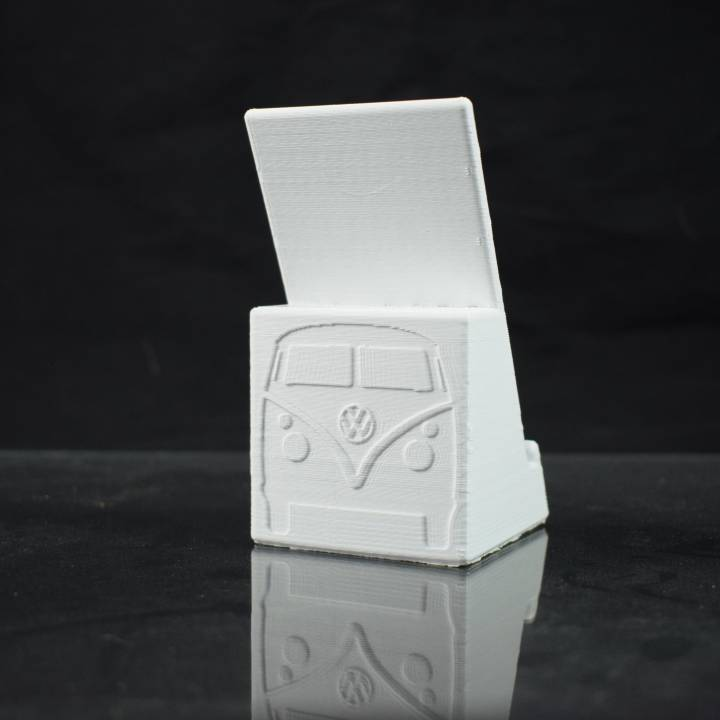 VW phone holder