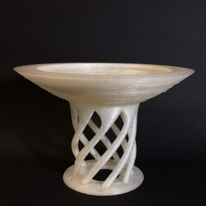 Helical Date Dish