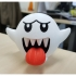 Boo from Mario games - Multi color image