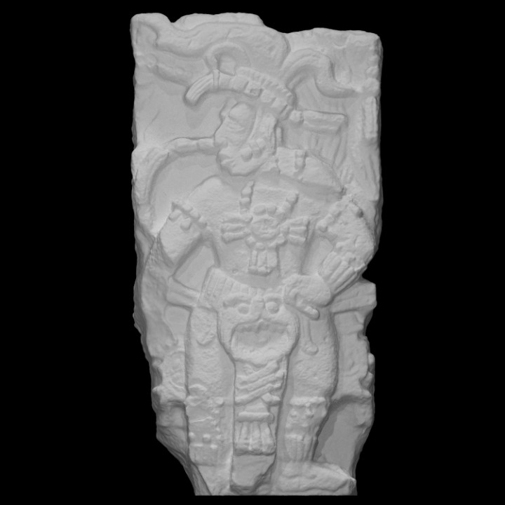 Relief of a Governor of Copan