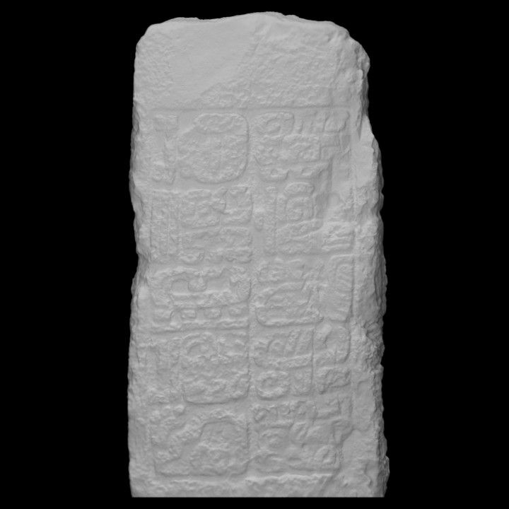 Relief with Inscriptions