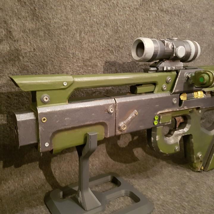 Destiny 2 MIDA Multitool Scout Rifle