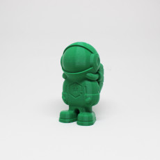 Picture of print of 3D Phil