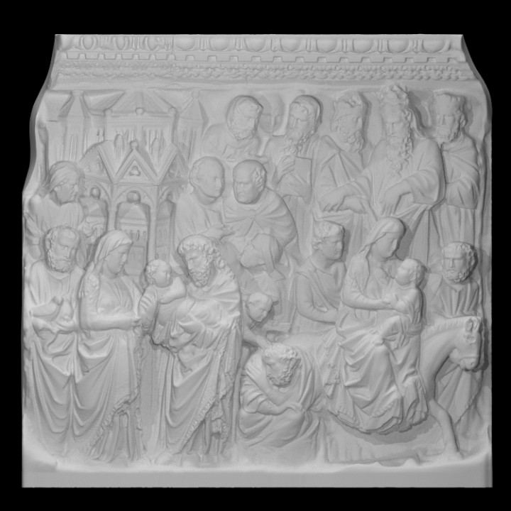 Presentation in the Temple and Flight into Egypt