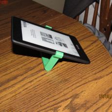 Picture of print of Kindle Paperwhite Stand