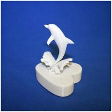 Valentine's Dolphin