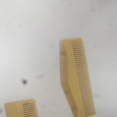 Picture of print of Customizable Comb