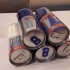 stack for aluminium cans image