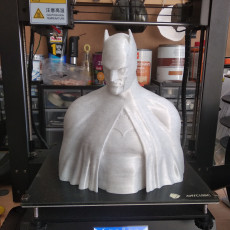 Picture of print of Batman - The Caped Crusader Bust This print has been uploaded by Alessandro Poli