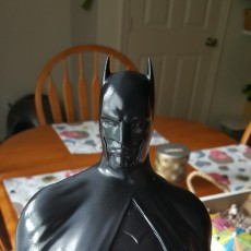 Picture of print of Batman - The Caped Crusader Bust This print has been uploaded by Aaron Elsey