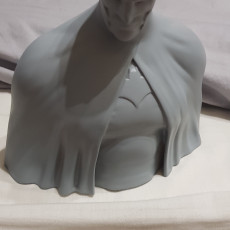 Picture of print of Batman - The Caped Crusader Bust This print has been uploaded by Sibs