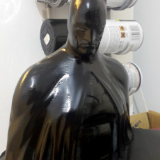 Picture of print of Batman - The Caped Crusader Bust This print has been uploaded by David Gidony