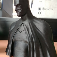 Picture of print of Batman - The Caped Crusader Bust This print has been uploaded by Iain Mason