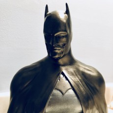 Picture of print of Batman - The Caped Crusader Bust This print has been uploaded by Chris Schone
