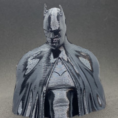 Picture of print of Batman - The Caped Crusader Bust This print has been uploaded by Brian Maxwell